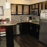 2-Bedroom Suite Kitchenette