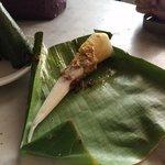 nasi tumpang ikan tongkol