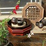 Bukchon house 1's Garden