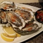 Fresh Canadian Oysters