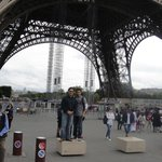 Eiffel Tower - Kev & Uncle A.J.