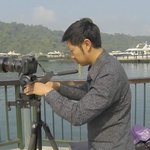 taking footage from the ita thao pier near the hotel