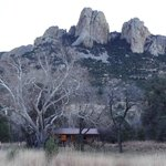 Cabin at Cave Creek Ranch