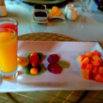 a la  carte ontbijt