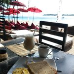 Free Breakfast at Egoiste restaurant