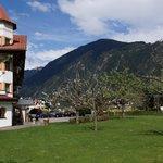 Mayrhofen in spring