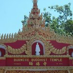 Dharmikarama Burmese Temple Penang