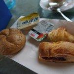 Breakfast to go package