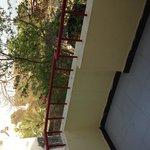 Balcony, room 2