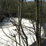 Weir at Etherow