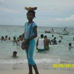 Playa Blanca Isla Baru
