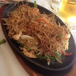 Yakisoba :D could eat this all the time