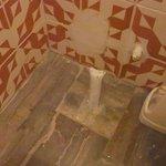 Tiles missing