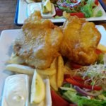 Scallop Meal and Fish & Chips on Easter Sunday at The Star!!