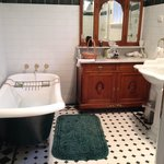 Luxury in the bathroom