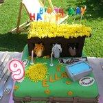 magnifique gâteau Pâtisserie Amandine