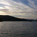Lake Windermere sunset
