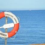 Havet en vårdag...