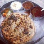 Amritsari Thali (Served in 14-15  minutes)
