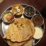 Thali Combo ( It was delicious for Rs 185/-)