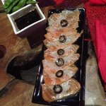 cerviche salmon