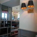 interier a bar