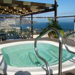 Beautiful Jacuzzi with idyllic views on Rooftop Terrace