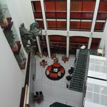 Vista hall