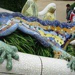 Gaudi's wonderful work