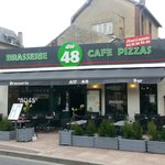 Photo of Brasserie - Pizzeria Au 48