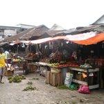 Mercato di Stone Town