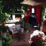Angolo relax ristorante Poggetto