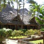 Cottage con camere