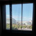 Vista desde la habitacion 511