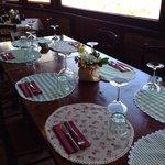 La tavola è pronta!!