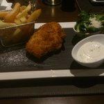 Chicken kiev main