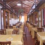 agriturismo iacchelli - sala ristorante 2