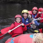 Family Rafting for 5yrs and up!