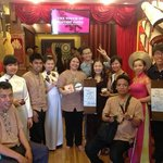 With K-Seven Band from Phillipines