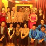 With K-Seven band from Phillipines on 22-Apr-2014