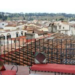 roof tops in Florence