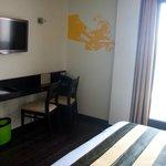 Chambre confort - Bureau
