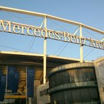 Mercedes Benz Arena Stadio