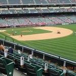 Inside The Angels Baseball Stadium