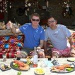 Abdullah's Seafood/Beach Bar