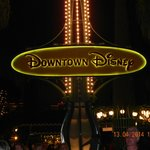 Entrance To Downtown Disneyland