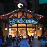 World of Disney at Disneyland