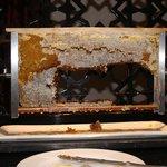 Honeycomb - part of great breakfast