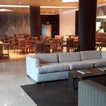 Lobby and Lobby Bar