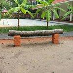 Very Innovative bench